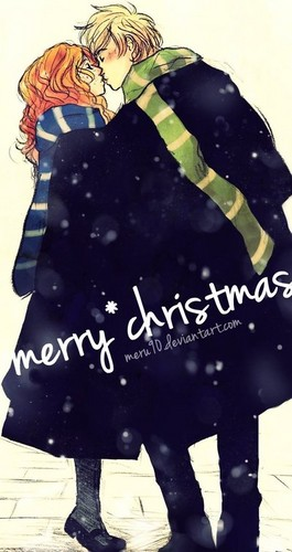 Rose & Scorpius: Merry Christmas