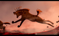 Running Shenzi - hyenas-from-lion-king fan art