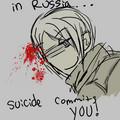 Russia - anime fan art