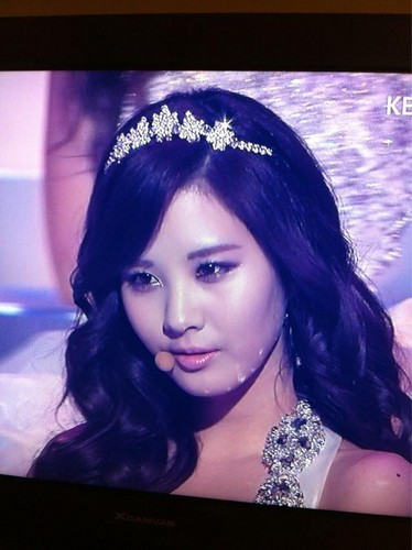 SNSD Seohyun @ KBS and SBS Song Festival Gayo Daejun