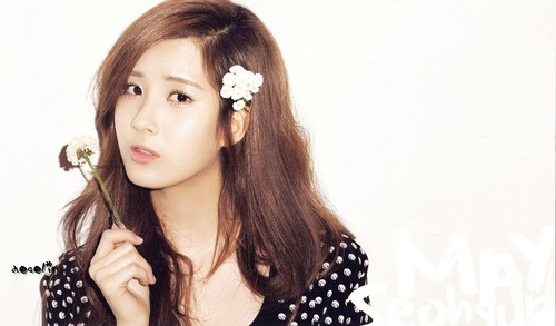 SNSD Seohyun - May 2012 Calendar
