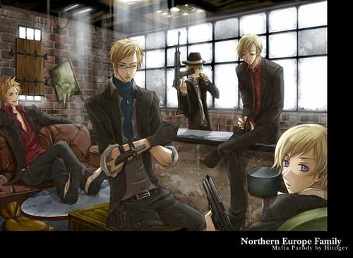 Scandinavian Mafia