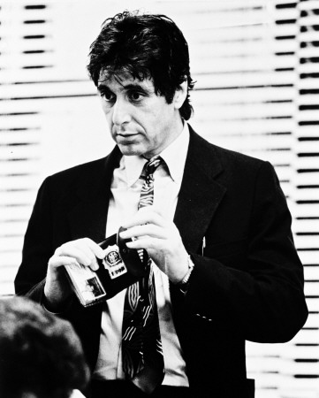 Al Pacino movies wallpaper containing a business suit titled Sea of love