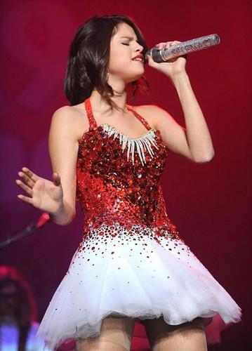 Selena Gomez Natale