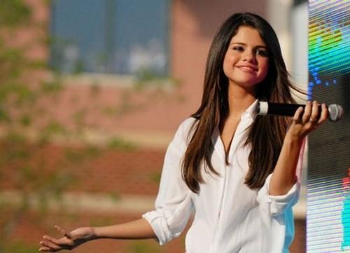 Selena Marie Gomez :)