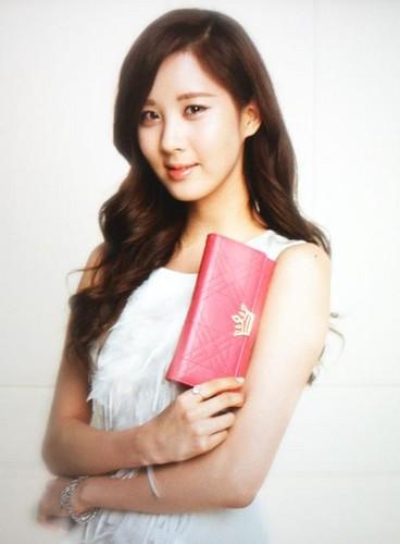 Seohyun SNSD @ J.ESTINA Official fond d'écran and Pictures