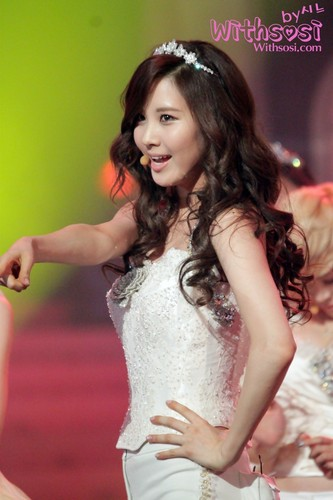 Seohyun at KBS Song Festival Gayo Daejun