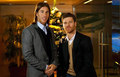 Sergio Ramos and Xabi Alonso