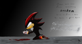 Shadow - Broken (finished) - bird-g fan art