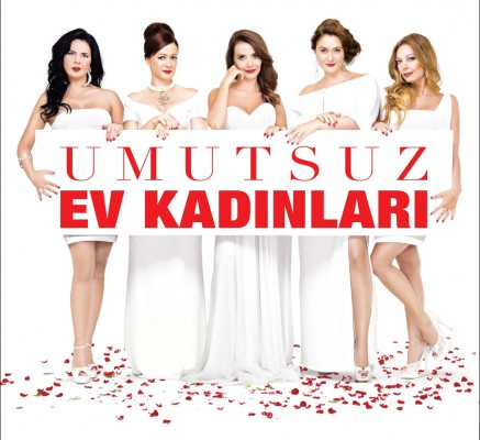 Songul Oden's new tv series Umutsuz Ev kadinlari