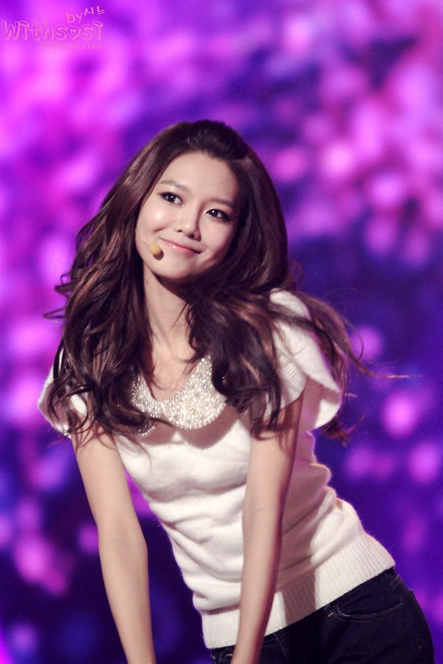 Sooyoung sooyoung @ kbs gayo daejun