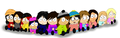 South Park girlz - the-girlz-gang fan art