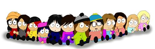 South Park girlz