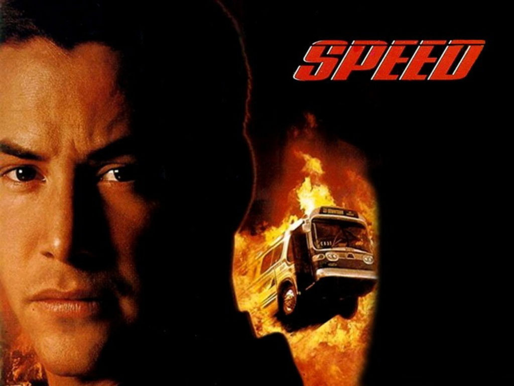 Speed 2 Movie Poster