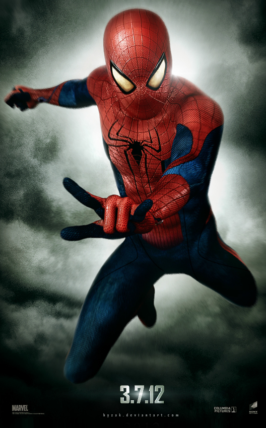 the spider man