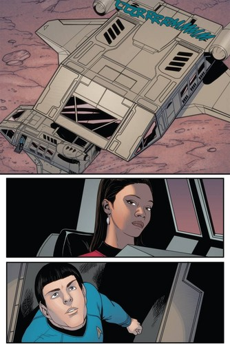 Star Trek Ongoing #4
