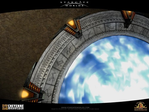 Stargate wallpaper called StarGate - Worlds
