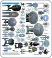 Starship (Classification) /  ( c) - star-trek fan art