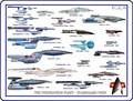 Starship (Classification) - star-trek fan art