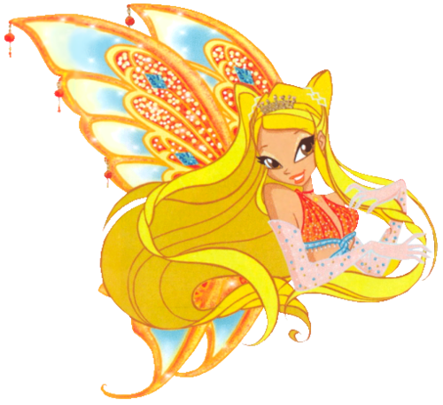 Stella's Enchantix - stella-from-winx-club Fan Art
