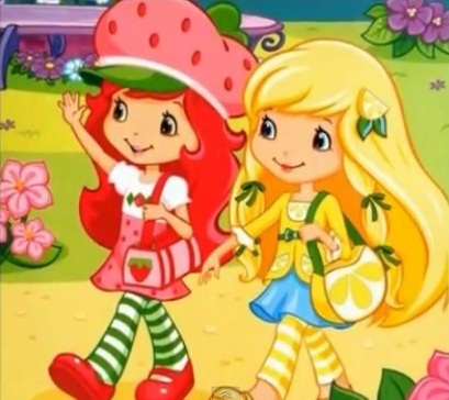 Strawberry Shortcake Images Pics From Books Wallpaper And Background Photos