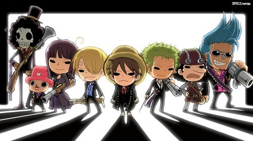 chibi Strong World