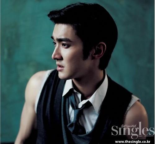 Super Junior Heechul & Donghae Singles Magz