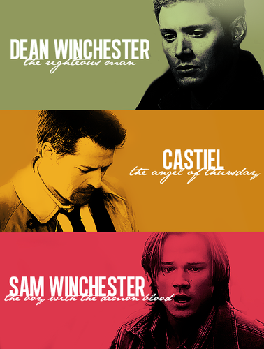 supernatural Boys