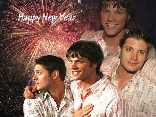 Happy SPN New Year!