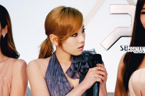 Taeyeon @ SBS Gayo Daejun Red Carpet