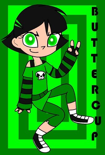 Teenager Buttercup
