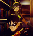 The Couple - young-justice-artemis-and-robin screencap