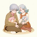 The Fubuki Family - shiro-fubuki-shawn-frost photo