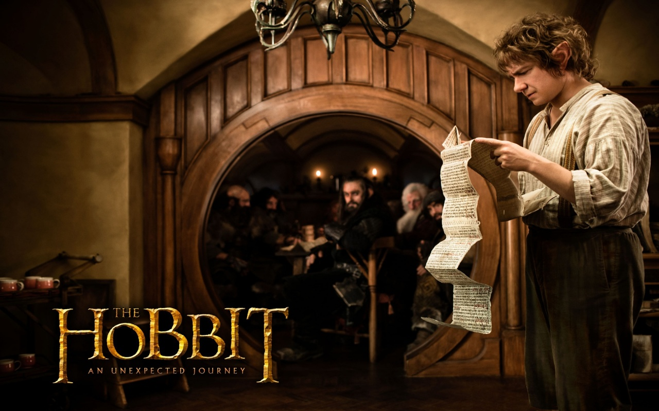 The Hobbit An Unexpected Journey Hobbit Wallpaper