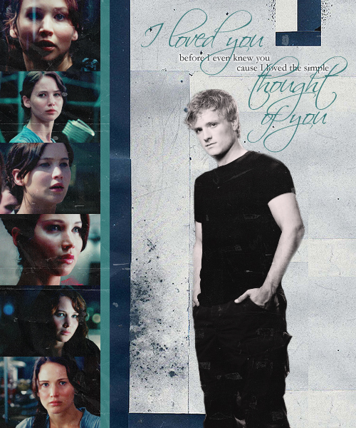 The Hunger Games Characters Fan Art The Hunger Games Fan Art