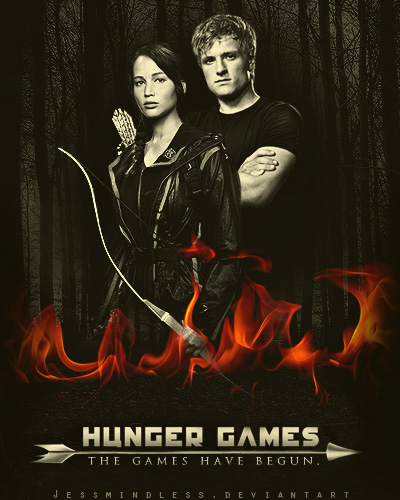 The Hunger Games  - the-hunger-games-movie Fan Art