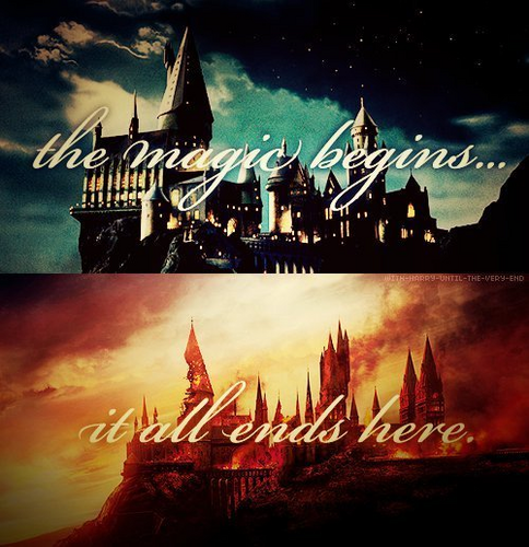 The Magic starts and ends here