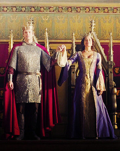 The King and Queen of Camelot