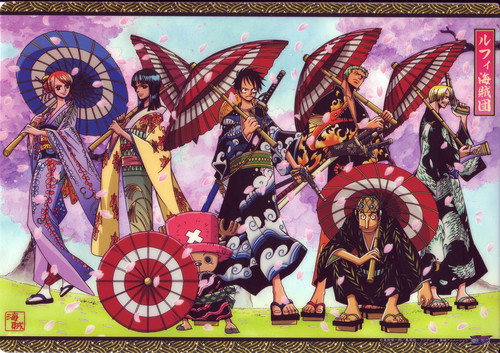 The Strawhats