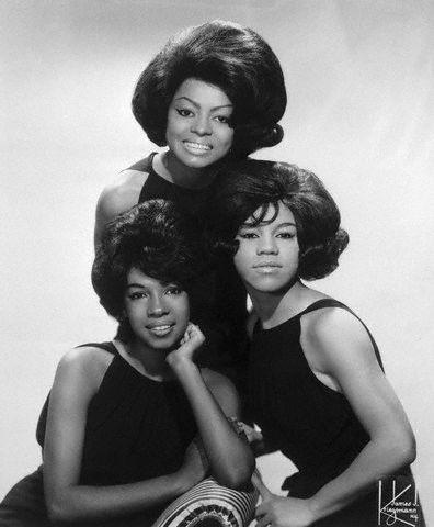 The Supremes - 60s music Photo (27961419) - Fanpop