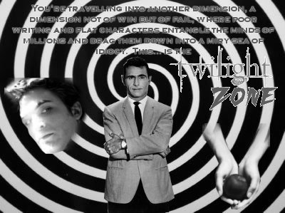 "Critical Analysis of Twilight 壁纸 entitled The ""Twilight"" Zone"