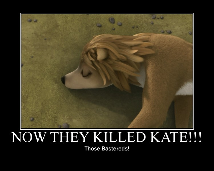 They Killed Kate!