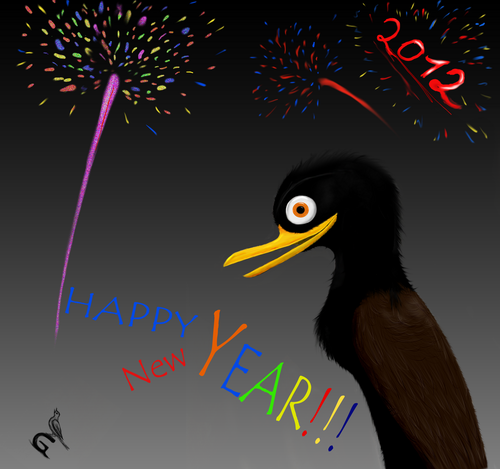 This is to everybody: HAPPY NEW YEAR!!!!