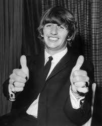 Thumbs up for Ringo Starr!