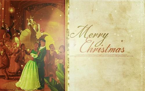 Tiana's 크리스마스 1