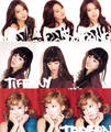 Tiffany Girls Generation - 2012 Monthly Calendar - tiffany-girls-generation photo