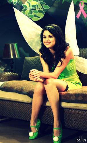 Tinkerbell Selena <3