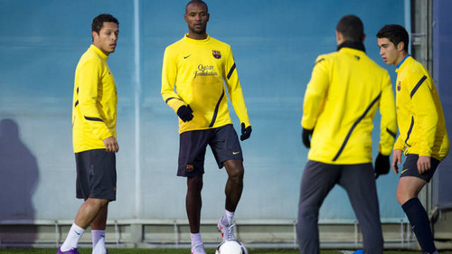 Training Session (December 30, 2011 - Afternoon)