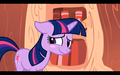 Twilight Sparkle blushes - twilight-sparkle screencap
