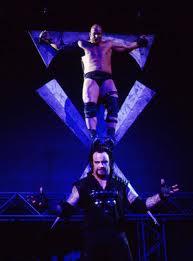 Undertaker Sacrifices Triple H
